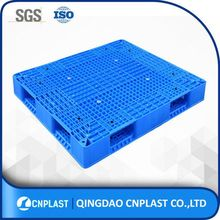 heavy duty large double plastic pallets load capacity price with sides