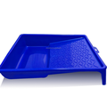 China High Quality PP Plastic blue Paint Roller Tray