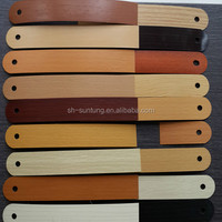 Laminate Woodgrain 5mm Thick Pvc Furniture