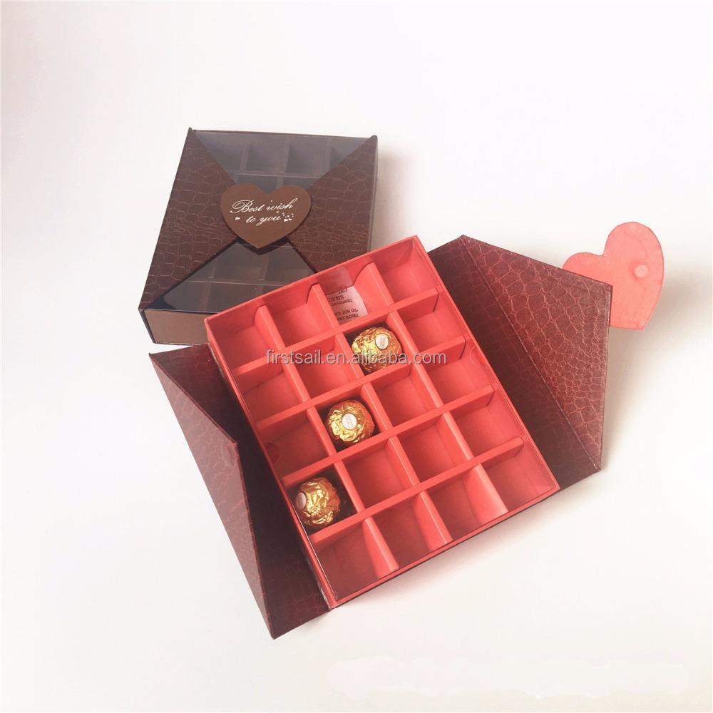 Bien connu Grossiste boite vide pour chocolat-Acheter les meilleurs boite  DF07