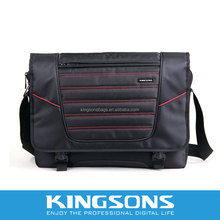 2013 New Arrival 15.6 Inch High Quality Promotional Laptop Messenger Bag Men