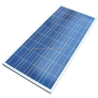 high effiency 130w 140W 150W poly solar panel, cheap price, manufacturer in china