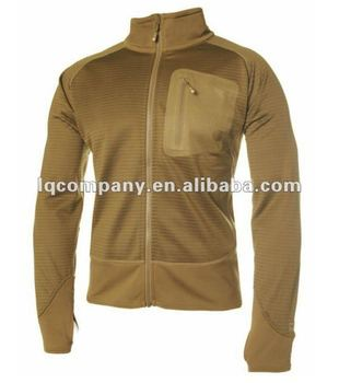 Tactical Grid Fleece Jacket