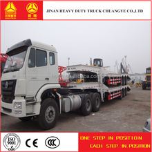 china sinotruk 6X4 10wheels tractor truck