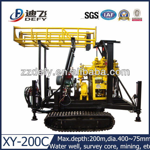 Great feedback XY-200C drilling fluids testing equipment, soil testing equipment