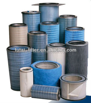 Electric power filter cartridge