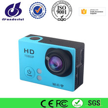 waterproof full hd 1080p sports camera/sports hd mini dv/digital camcorder