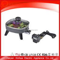 Hot selling non-stick cheap electric industrial frying pan