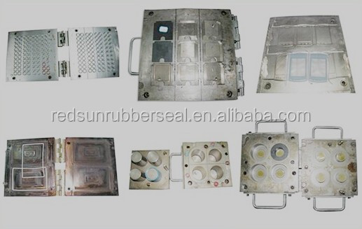 Compression Rubber Mold Rubber Mould Silicone Mold