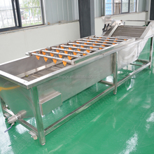 High quality cassava washer washing machine root crops washer
