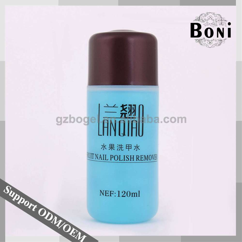 High Quality Oem/Odm Little Smell Nail Polish Remover Containers