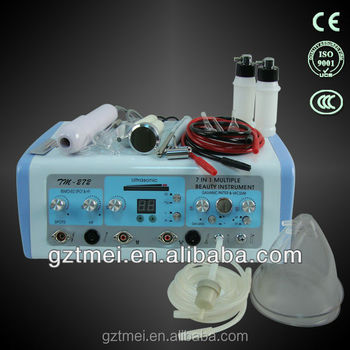 7 in 1 multifunction beauty clinic galvanic facial equipment for salon use