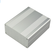 Custom CNC Milled Machining 6063 aluminum tool box for trucks
