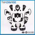 popular plastic toy robot man radio control toy