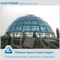 Galvanized Steel Dome Type Roof for Odeum