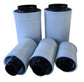 Air purifier active Carbon Filter-150mm-6inch