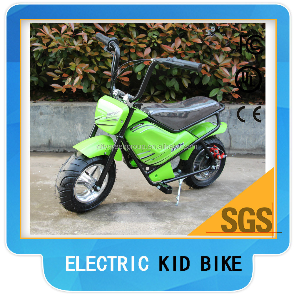 2017 New 200W Electric Ride On Car, Ride On Mini Bike For Kids