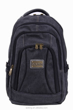 AOKING Canvas laptop 14 inch backpack bag