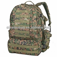 45L MILITARY WATERPROOF BACKPACK