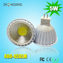 compatible with electronic transformers, MR16 GU5.3 12V LED spotlight bulbs COB high lumen