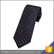 New style Colorful Adjustable Polyester paisley silk black tie