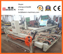 Automatic vertical and horizontal artificial stone cutting machine