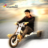 Whole Sale Three Wheel Adult Drifting Trike Electric With 1000w Motor