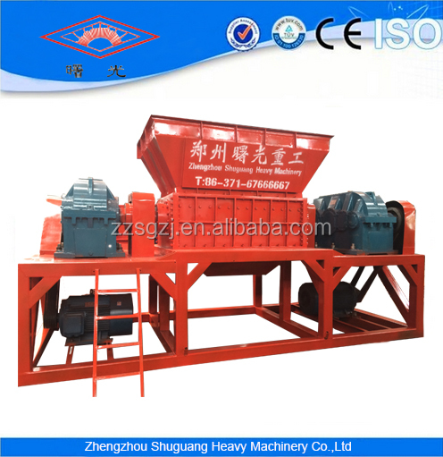 Zhengzhou Shuguang Brand aluminum can crusher lowes portable crusher