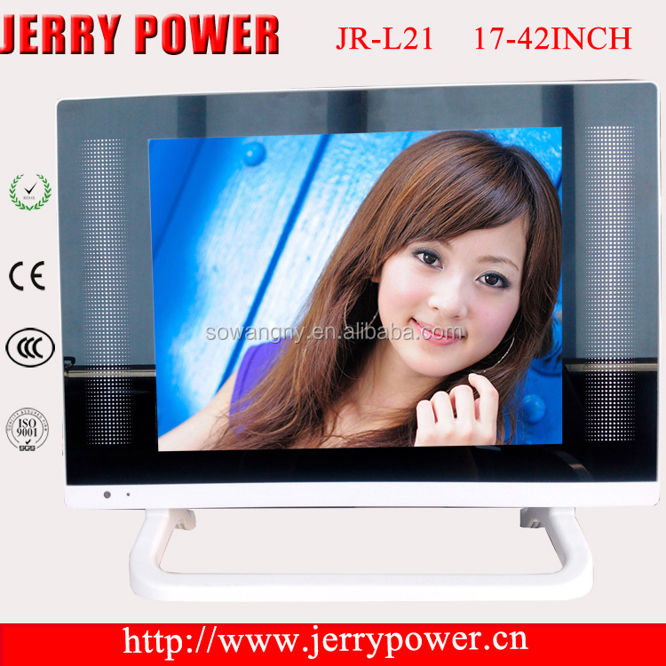 JR-L22 factory supply 17/19/22/24/26/32/42inch led tv panel, led tv price in bangkok/dubai