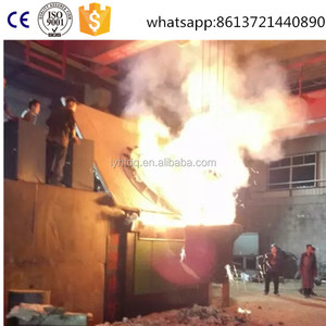 supply installation debugging service pig iron melting induction furnace