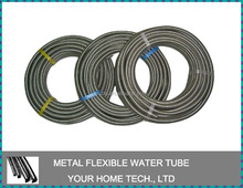 metal Corrugated flexible stainless steel pipe hose gas hose