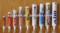 material ABL toothpaste cylinder container