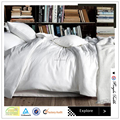 200TC-400TC plain egyptian cotton bed sheets set wholesale