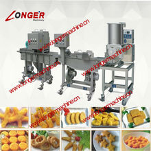 Meat Hamburger Forming Product Line