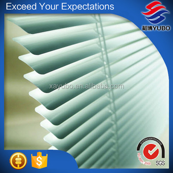 superior 800m aluminium venetian slat for vertical blinds