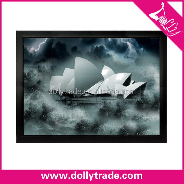 home decore sailing boats abstract paintings art