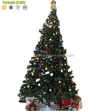 2018 Holiday Living Home Decoration 7.5-ft Fleetwood Green Artificial Christmas Tree