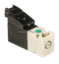 372 series 10mm Normally Closed free to install Voltage As Required pneumatic Miniature Solenoid Valve