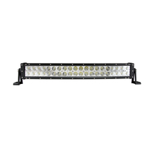Waterproof 120w 22inch curved led light bar