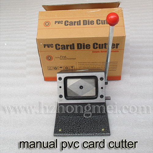 customize post card die cutter normal size 86*54mm/21*58mm/24*58mm