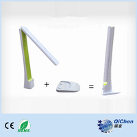 2014 New Folding rechargeable desk lamp led