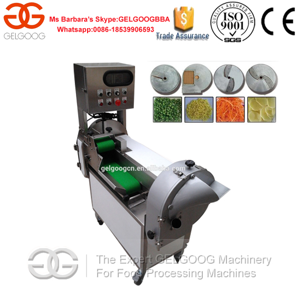 Multifunctional Chinese Vegetable Cutter/Electric Vegetable Cutter Machine/Scallion Segment Cutter Machine