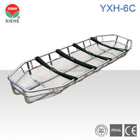 YXH-6C Medical Basket Type Stretcher with belts