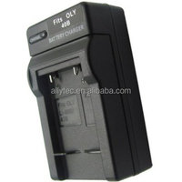 4.2V 600MA battery charger DC-EL10 for NIKON EN-EL10 for Olympus Li-40B Li-42B and for Pentax D-Li63