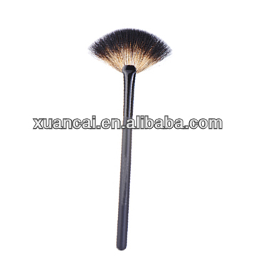 makeup powder brush//raccoon makeup brush/revlon makeup
