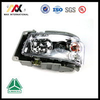 Howo Truck Spare Parts Head Light