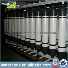 Hot sale hollow fiber ultrafiltration uf membrane mini waste water treatment plant for chemical wastewater
