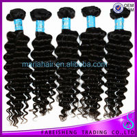 FBS Hair virgin brazilian tight curly hair