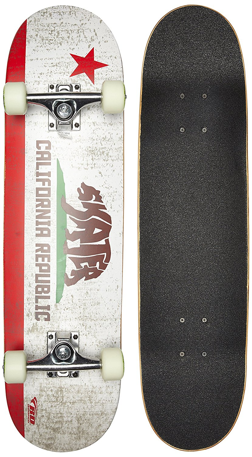 Chinese Maple Skateboard Aluminium Trucks Skate Board