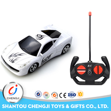 Low price cheep plastic hot sell high racing 1/24 rc car for kids